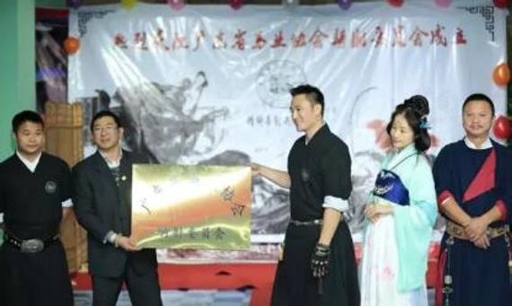 与深圳大学开始合作,成立骑射委员会
