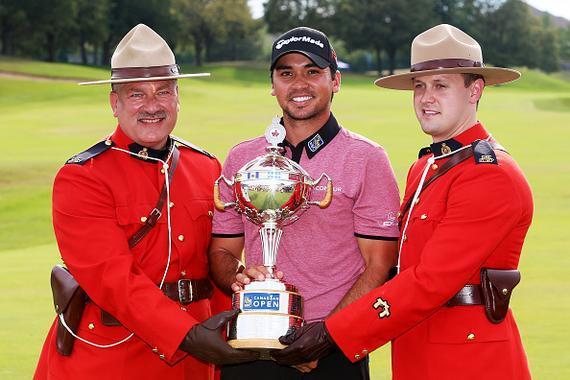 戴伊将作为卫冕冠军出战加拿大公开赛