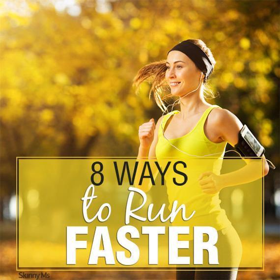 提升跑步速度窍门
