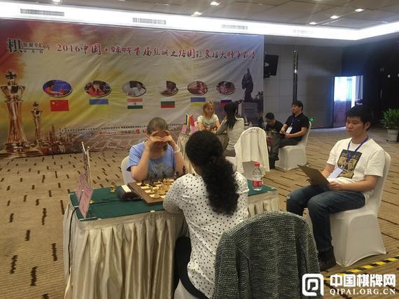 全国国象棋协大师赛落幕图片