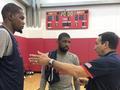 欧文争当美国男篮领袖 KD:他一对一不可阻挡