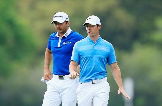 戴伊与麦克罗伊将在PGA锦标赛前两轮同组
