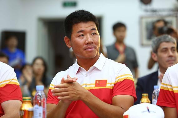 吴阿顺力争在里约奥运会上发挥自己的最好水平