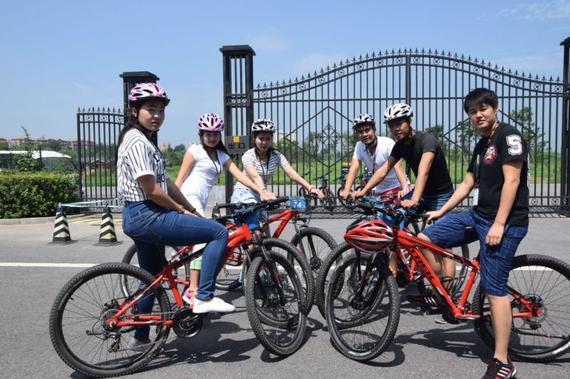 全国首个自行车专项运动员实习就业项目启动