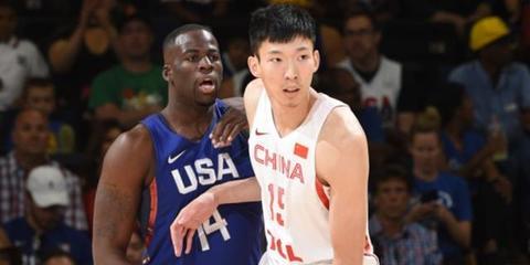 美国50分再胜中国男篮