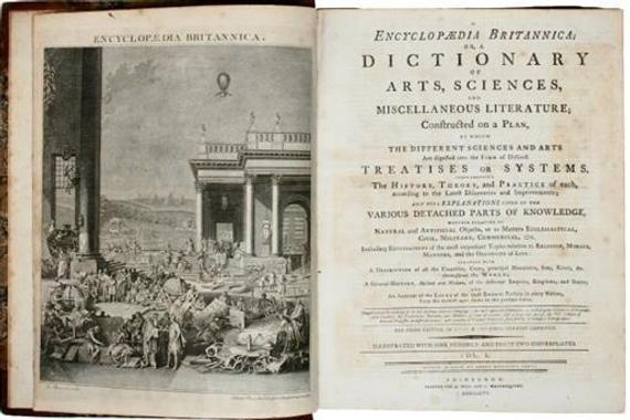 《大英百科全书》