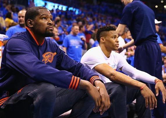 【影片】Russell Westbrook首次開口評價Durant轉會勇士 讓你意想不到…