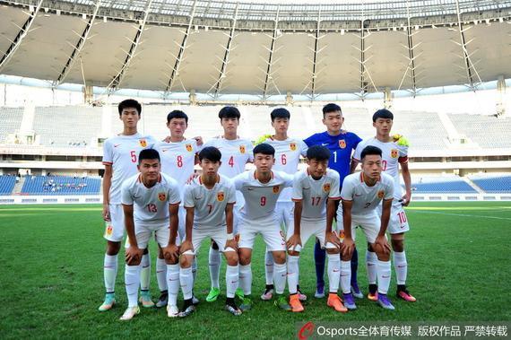 中国U17国青