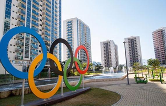 里约奥运村