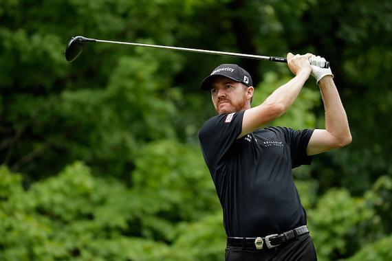 沃克尔冲向PGA锦标赛冠军