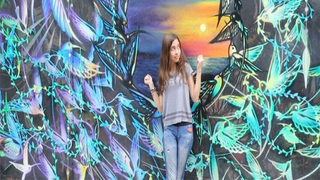 视频-感受巴西涂鸦文化 在街头拥抱魔幻与斑斓