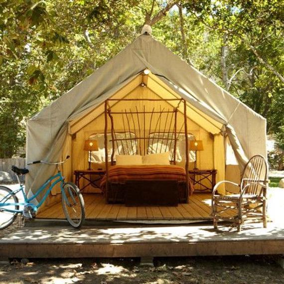 女人们独爱的田野露营地汇合 当前相对有效