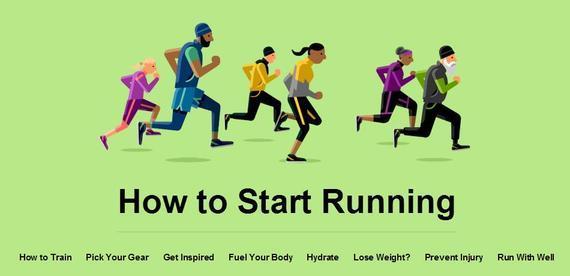如何开始跑步指南