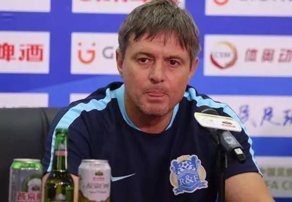 斯托伊科维奇成中超赛场上前南教练的独苗