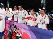 国际拳联格外开恩 俄罗斯拳击队获准参加奥运
