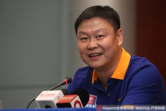"""""""猎豹""""姚夏正式就任重庆力帆俱乐部总经理"""