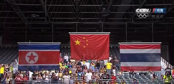国旗还是错的