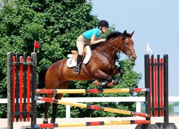 1、塑造优美挺拔的身姿 人体的本能是寻找自己最舒服的状态,马术讲究的是一种人马配合,技术相辅助的运动,马匹在运动过程中,由于发力运动,使马的脊背一上一下形成一种波浪,即我们俗称的马浪,那么孩子要想稳定的坐在马背上,会不自觉的被动配合马匹协调运动。这就会让孩子的双肩自然打开,腰背挺直,腰腹部用力前推下压马浪,即我们说的打浪,通过长时间的学习马术的基本动作自然而然的就改变了孩子弯腰驼背的不好的习惯。而且骑马可以由内而外对全身进行震颤按摩。促进血液循环,提升新陈代谢,促进孩子的骨骼发育。 2、整体锻炼身体协
