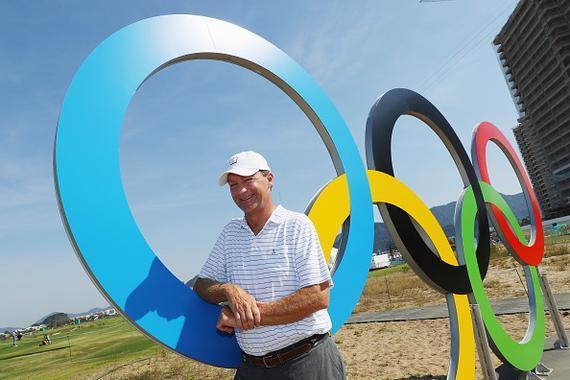 奥运会高尔夫球场描绘师吉尔-汉斯