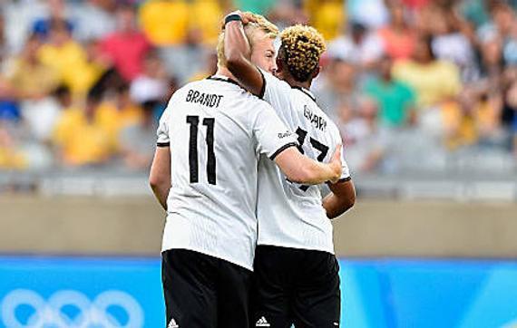 德国狂胜晋级