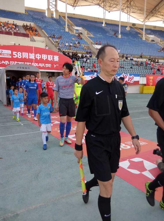2016中甲第22轮:湖南湘涛1-5浙江毅腾