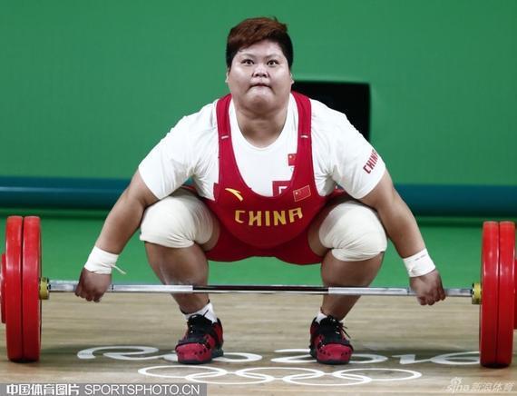 里约奥运会上,孟苏平在该项目上夺金