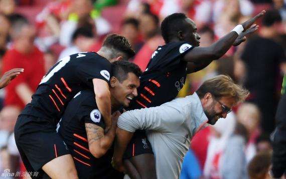 2016年8月14日阿森纳vs利物浦录像(詹俊版)