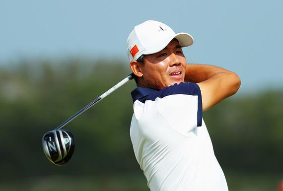 吴阿顺将再次交战高尔夫国际杯