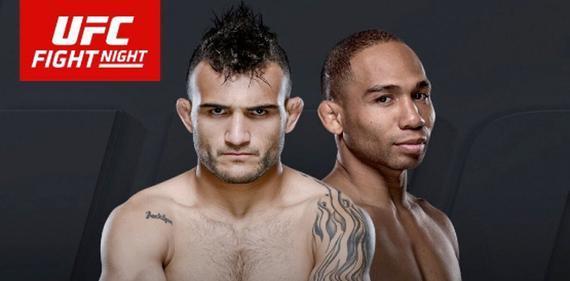 莱因克尔vs多德森将领衔UFC Fight Night 96