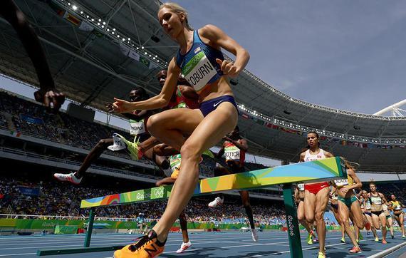 众不了解奥运跑者的伟大