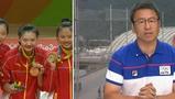 岩松:发展女排联赛
