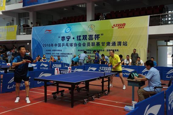 60岁组:①李世燕(乌鲁木齐火车头商贸乒乓球俱乐部)②朱国红