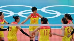 中国女排再夺奥运冠军