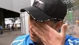 李永波谈谌龙流泪