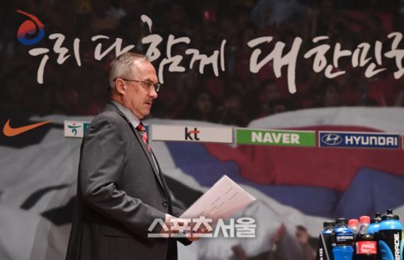 韩国世预赛名单公布
