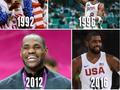 奥运金牌+NBA冠军!骑士大腿比肩乔丹皮蓬詹皇