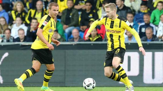 The bundesliga borussia Dortmund of foresight: the new squad against bayern Munich