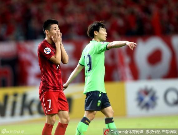 武磊:上港到客场还有机会 国足踢韩国很有信心