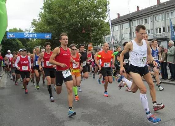 跑者分品级你是哪一个程度?
