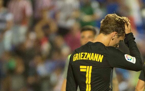 格列兹曼对球队现状非常不满