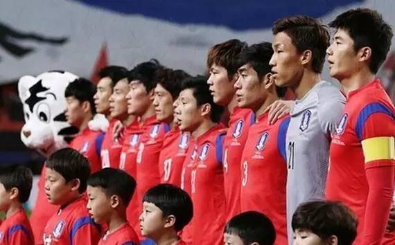 战韩国国足并不是毫有时机