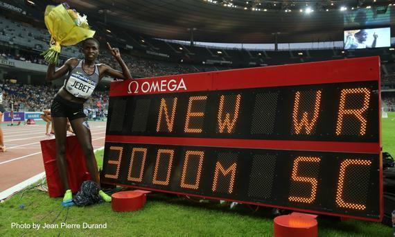 杰贝特强势打破世界纪录