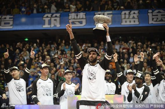 四川将代表CBA战韩日等国冠军