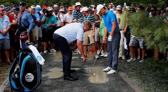 不要忽视《高尔夫规则判例》