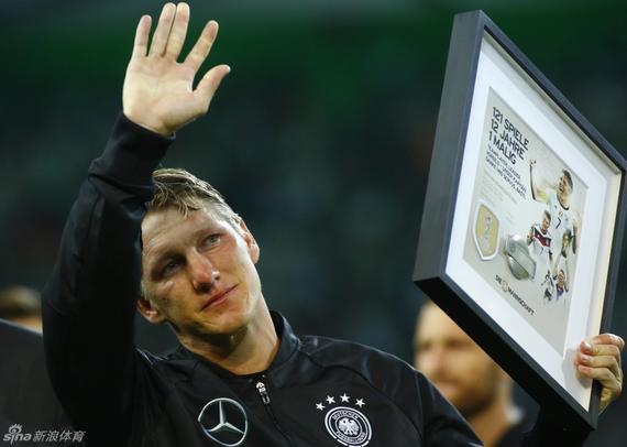 小猪告别,德国2-0胜