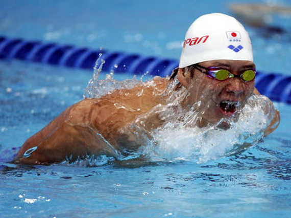 日蝶泳名将松田丈志下周退役 四届奥运获1银3铜