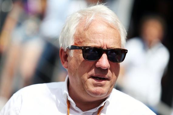 F1赛事总监查理-怀汀