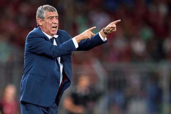 葡萄牙主帅:接下来目标赢赢赢 我们能进世界杯