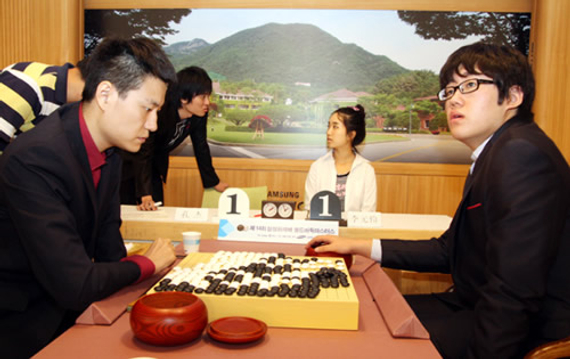 2009孔杰险胜李元怜
