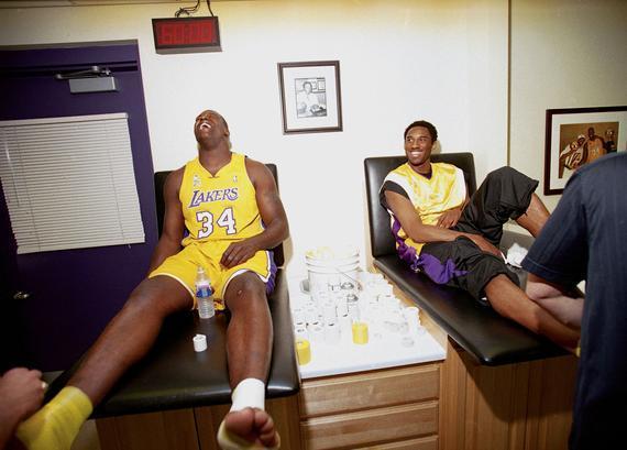 奥尼尔:科比是后乔丹时期最棒的NBA球员